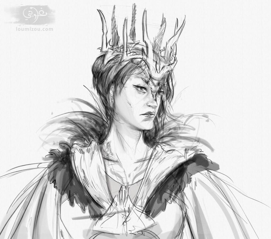 Sketch queen- 2016-05-27