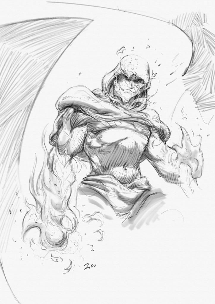 Villain Sketch